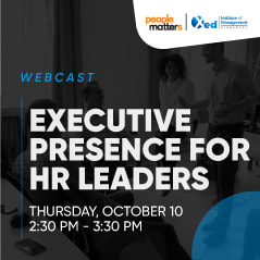 Executive Presence for HR Leaders