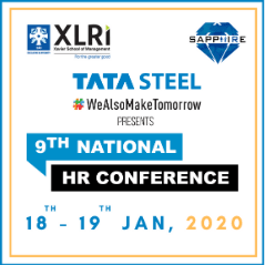 XLRI Jamshedpur| 9th National HR Conference | HR Personalization