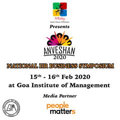 Anveshan 2020 – 'Forging Connect'
