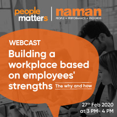 Webcast: Building a workplace based on employees' strengths - The why and how