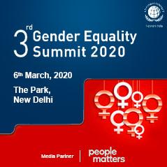 GCNI 3rd Gender Equality Summit 2020