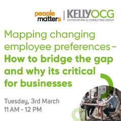 Mapping changing employee preferences - How to bridge the gap and why its critic