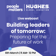 Webcast: Building leaders of tomorrow: Preparing for the future of work