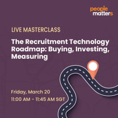 The Recruitment Technology Roadmap: Buying, Investing, Measuring