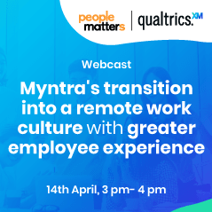 Myntra's transition into a remote work culture with greater employee experience