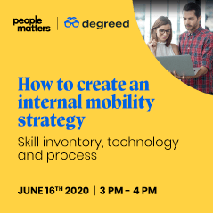 How to create an internal mobility strategy – Skill inventory, technology and