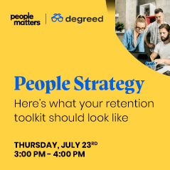 People Strategy: Here's what your retention toolkit should look like