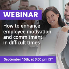 How to enhance employee motivation and commitment in difficult times