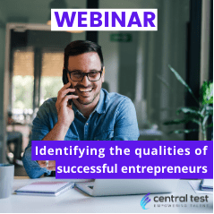 Identifying the qualities of successful entrepreneurs