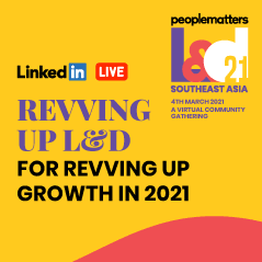 LinkedIn Live: Revving up L&D for revving up growth in 2021