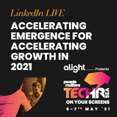 LinkedIn Live:  Accelerating emergence for accelerating growth in 2021