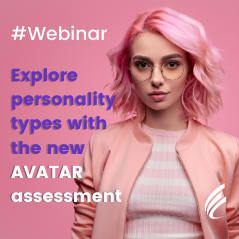 WEBINAR | Explore personality types with the new AVATAR assessment