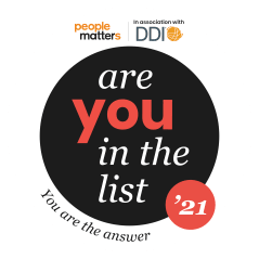 Are You In The List 2021 Awards
