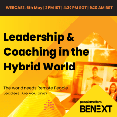 Leadership & Coaching in the Hybrid World
