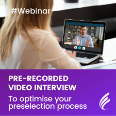WEBINAR | Optimise Preselection Process with Pre-Recorded Video Interview