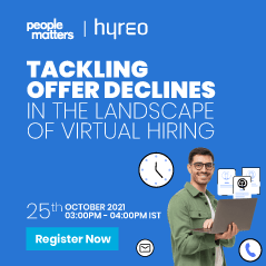 WEBINAR | Tackling offer declines in the landscape of virtual hiring