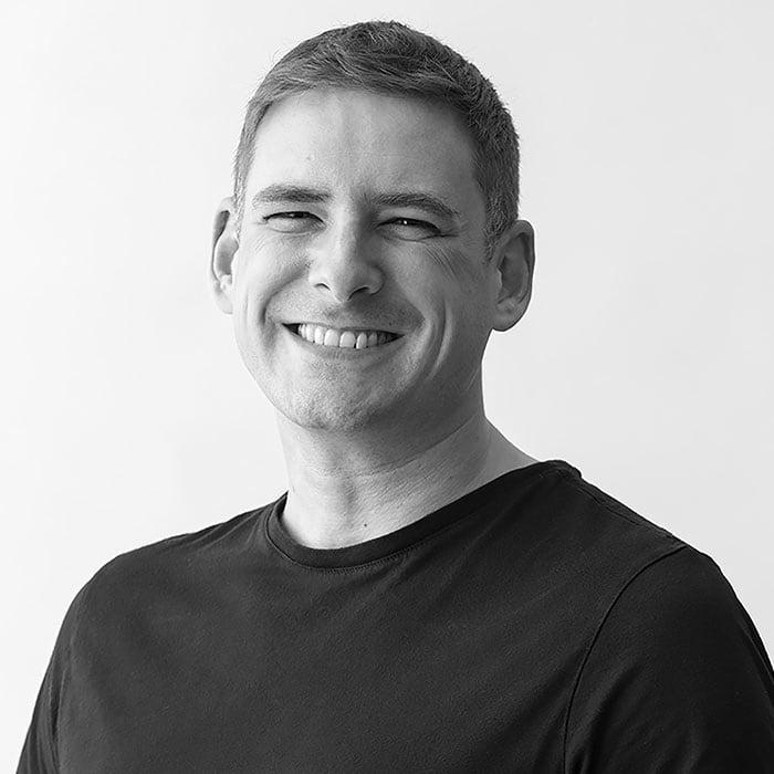 Kevin Gilboe,  Head of Design - International, 3M