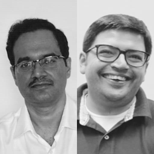 Vikrant Khanna and Anirban Dass, Alight