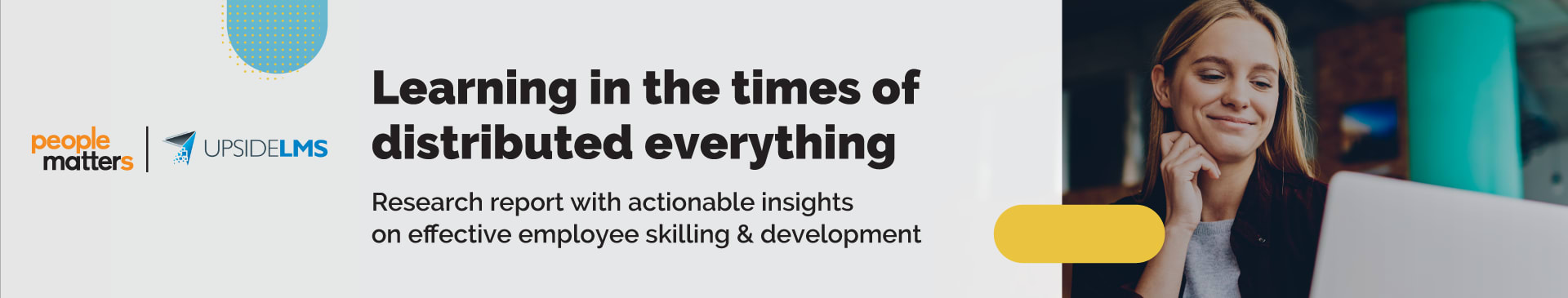 Learning in the times of distributed everything
