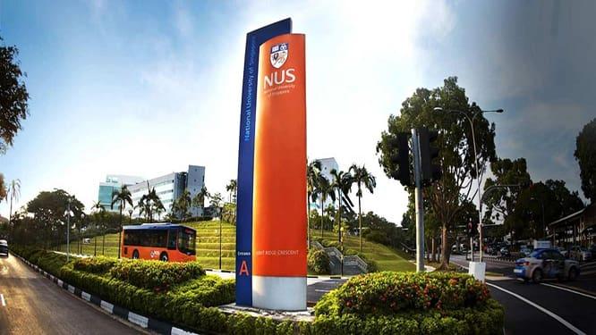 NUS ranks in World's Most Innovative Universities
