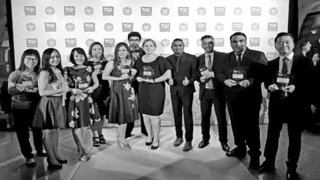 DHL Express named APAC's best employer