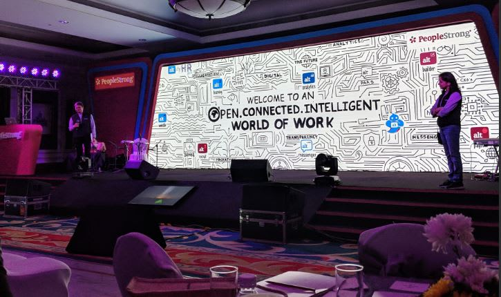 The New Code of Work: PeopleStrong AltifyHR2019
