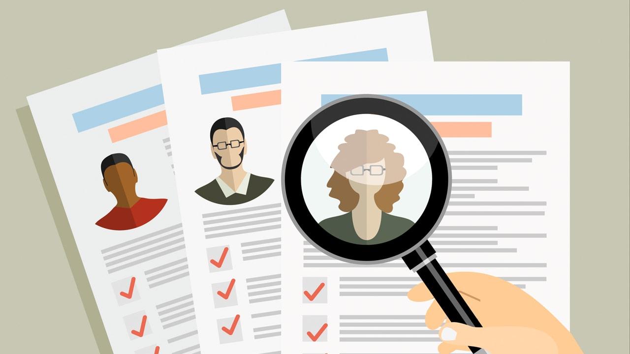 42% of job applicants don't meet requirements