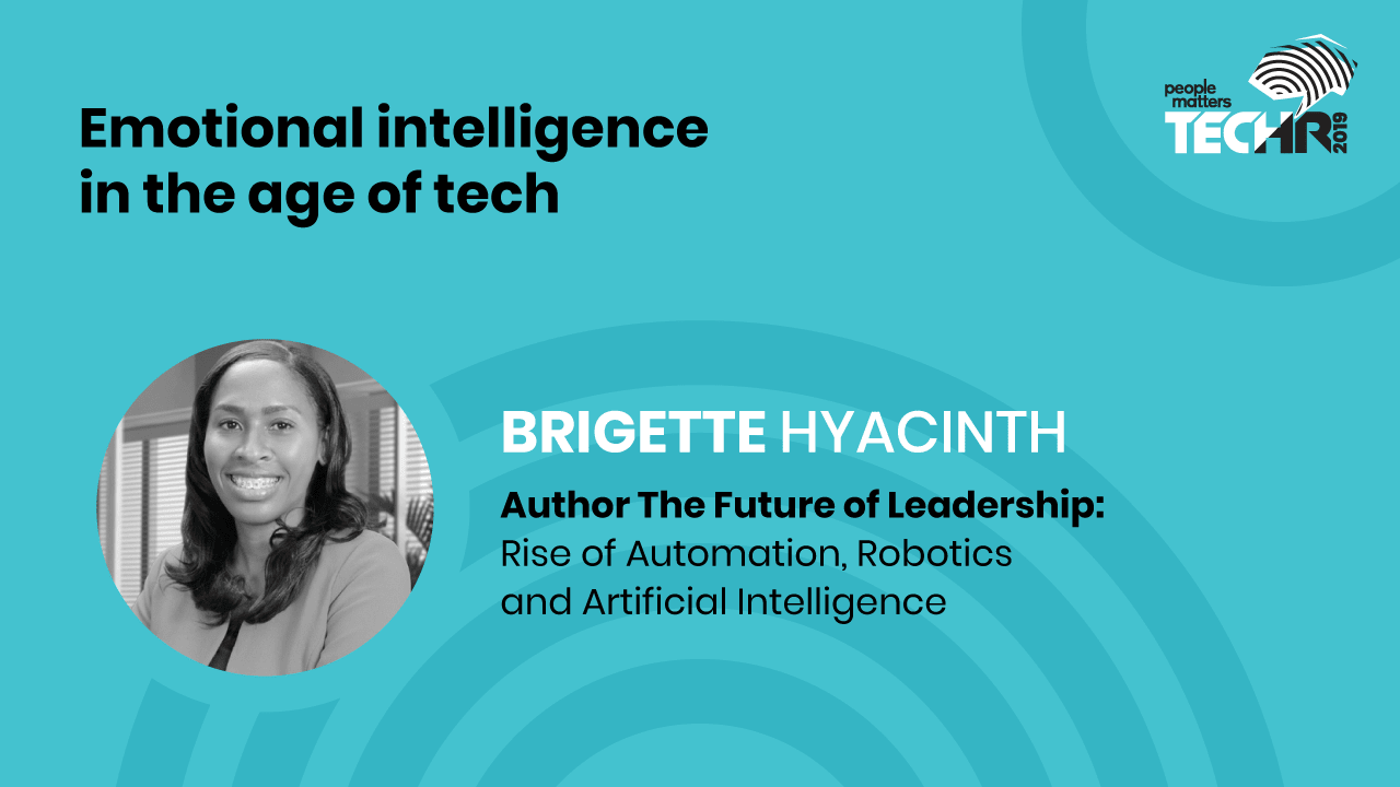 Emotional intelligence in the age of tech