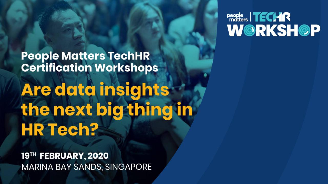 TechHR Certification Workshops by global leaders