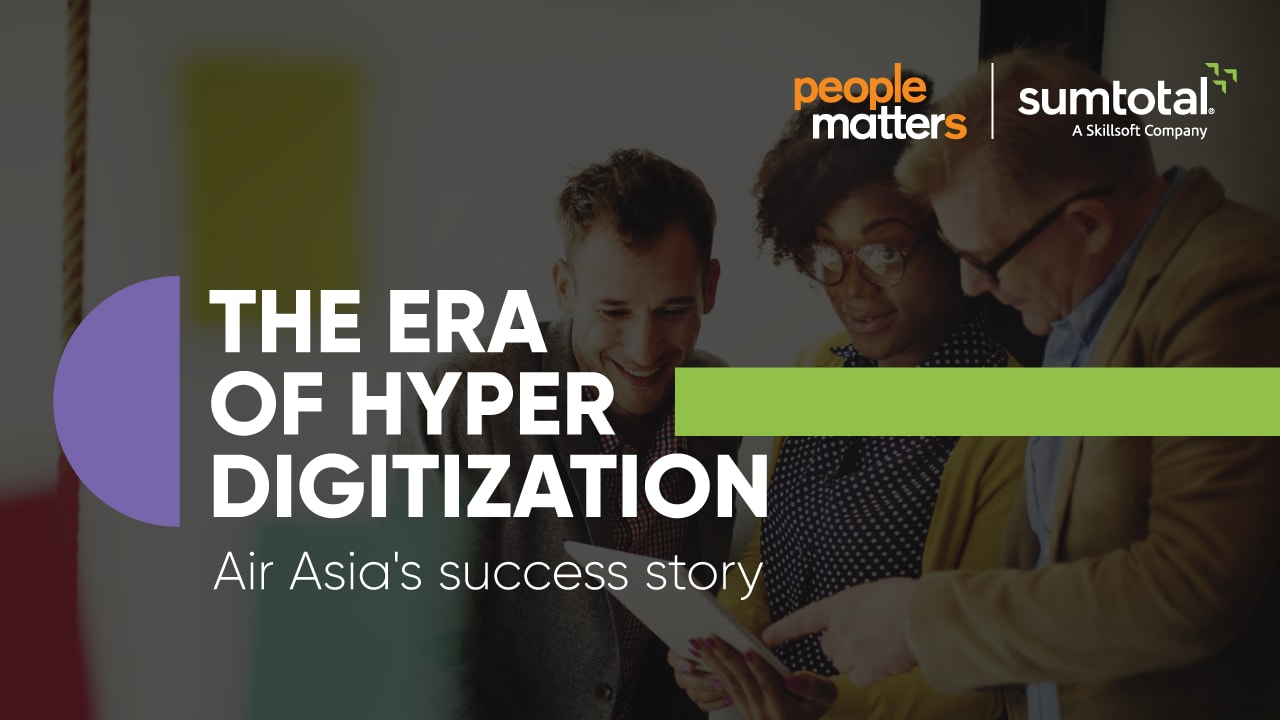 Navigating hyper-digitization: AirAsia's story
