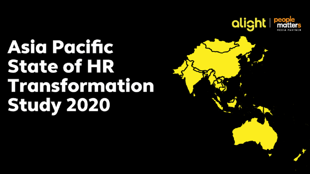 APAC's largest study on HR Transformation is here!