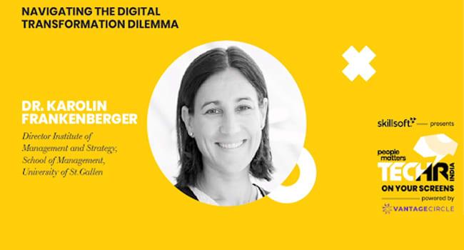 The dilemma of digital transformation