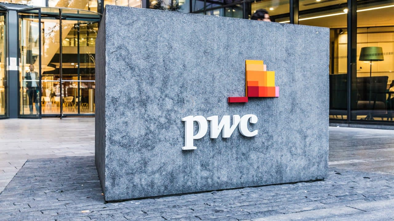 PwC plans to hire 100,000 people over five years