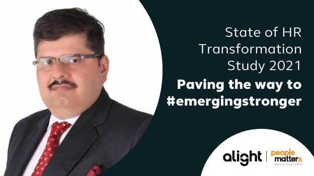 Shaswat Kumar, Alight Solutions on Adaptable HR