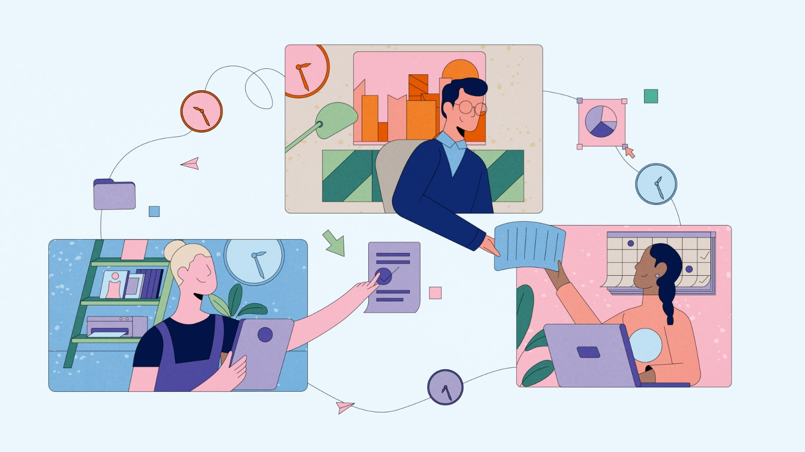 How to design OKRs for remote teams
