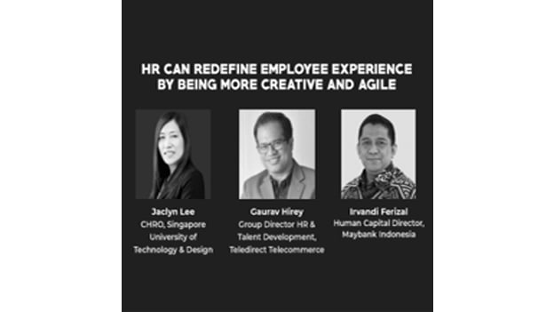 Embracing agility to redefine employee experience