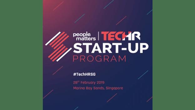 Emerging HR Tech startups at TechHR Singapore