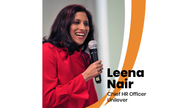 Rapid Fire with Unilever's CHRO, Leena Nair