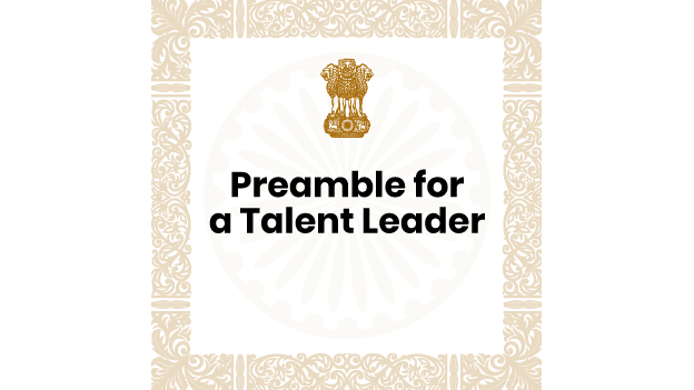 Preamble for Talent Leaders