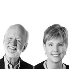 Exclusive: Marshall Goldsmith and Sally Helgesen