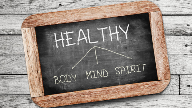 Focus on holistic wellness, not just health