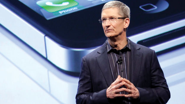 Happy and gay - Tim Cook leads the way