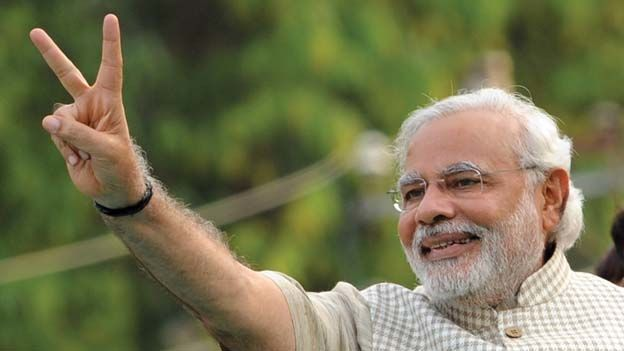 100 days in office - Brand Modi takes centrestage