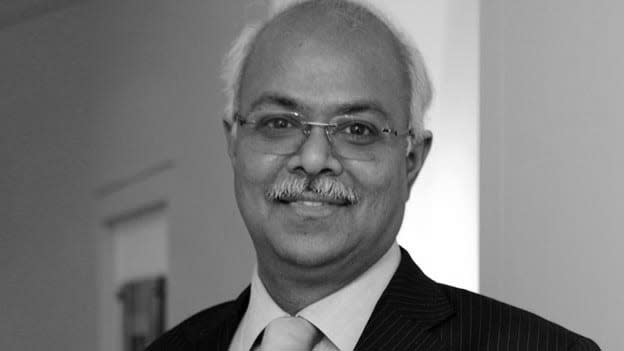 Dr Chandrasekhar Sripada joins ISB as professor