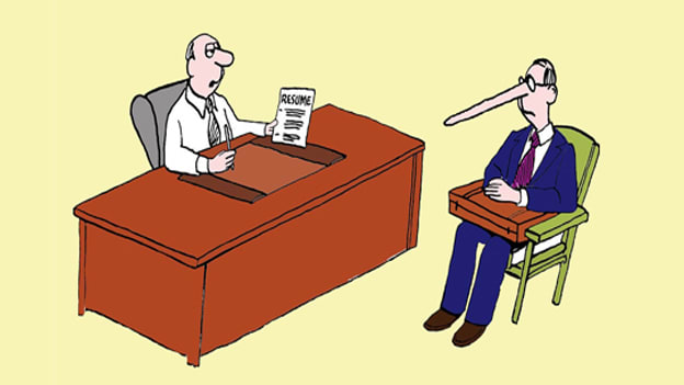 article  hr managers on resume lies  careerbuilder survey