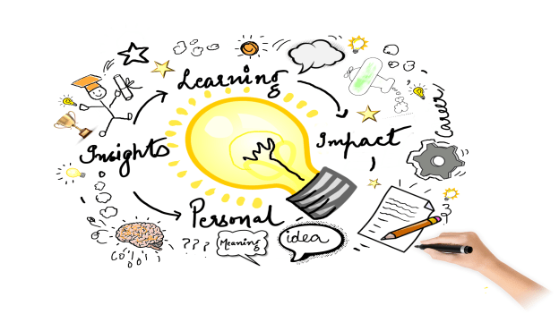 Sketchnote: How to drive effective learning in a hyper personal world