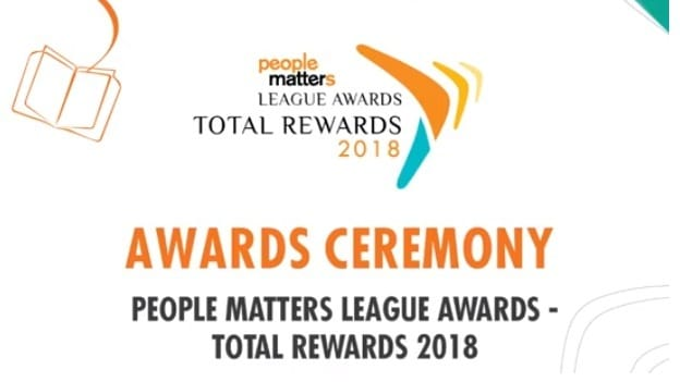"""Winners of """"The League Awards - Total Rewards and Wellness 2018"""""""