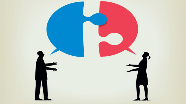 Here's how to collaborate with colleagues who disagree with you
