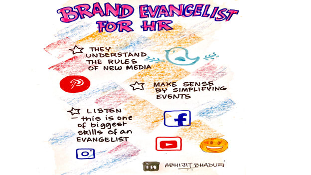 HR Brand Evangelist: The must-have role in 2018