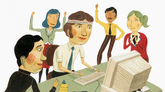 The changing workforce experience